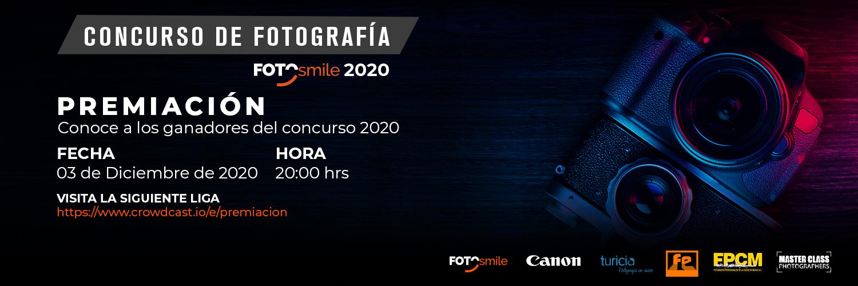 Premiación Concurso de Fotografía 2020