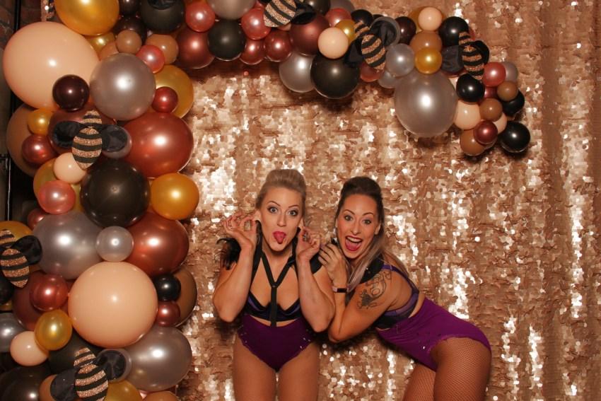 Balloon art Photobooth