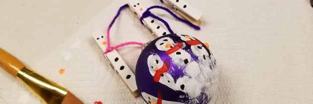 Art Smart Christmas Workshop Fun