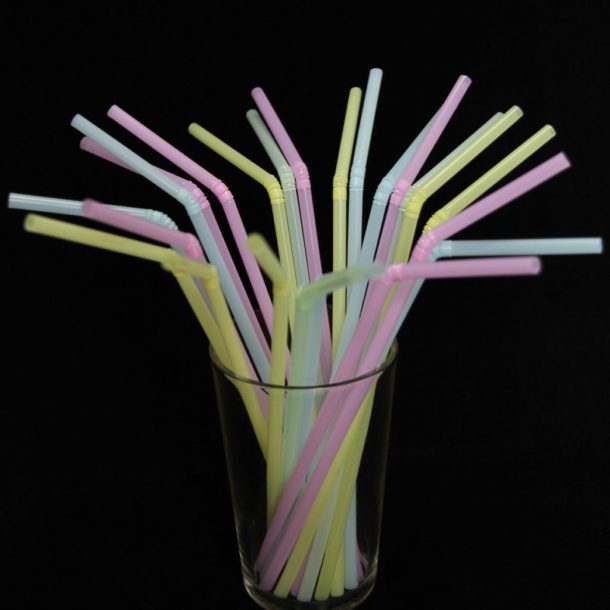 Flexible Straw Was Invented