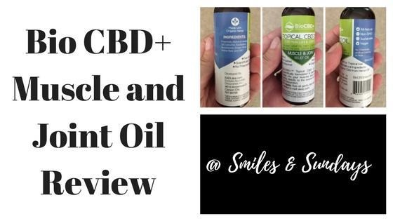 Bio CBD+ Muscle and Joint Relief Oil Review