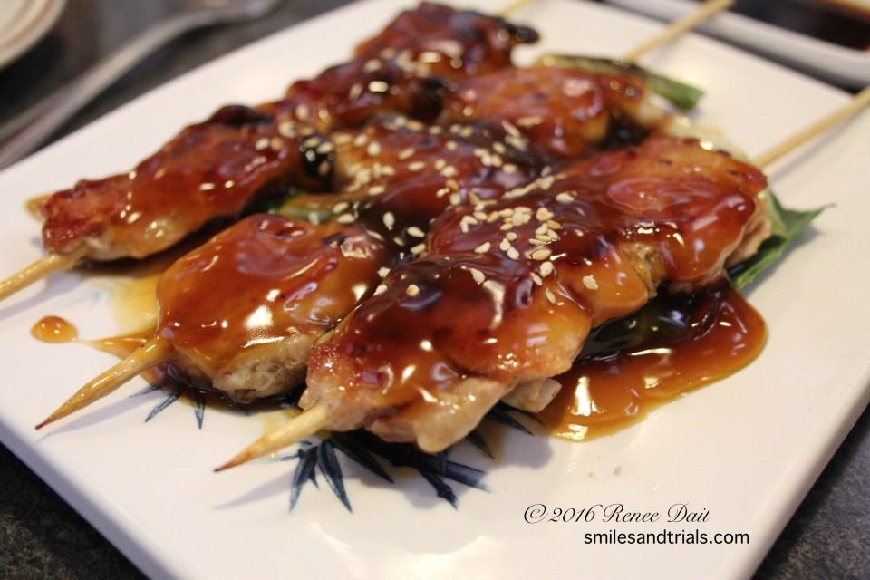 2693 chicken yakitori