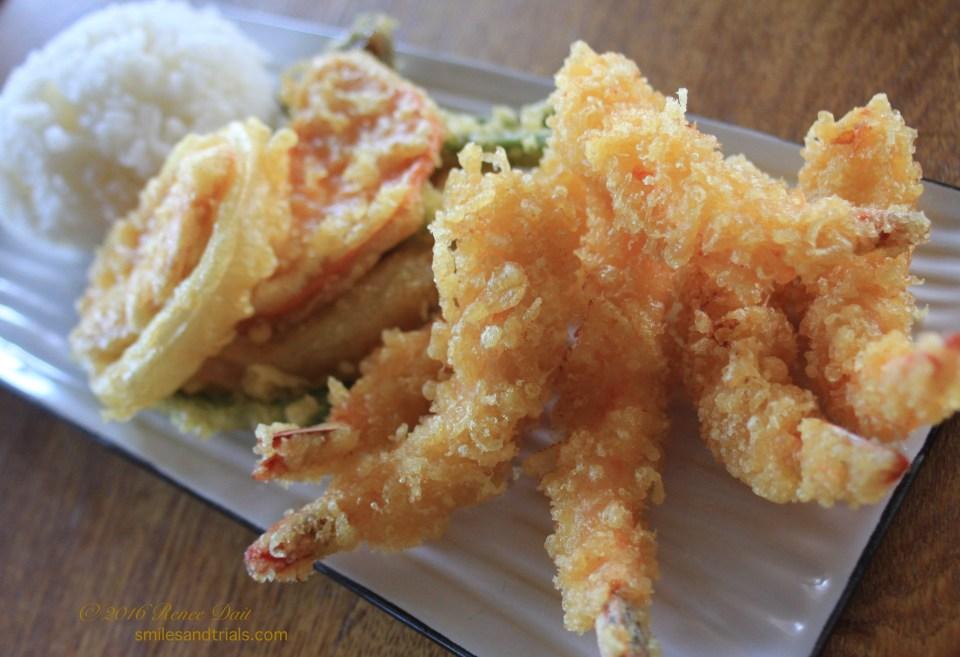 9356 shrimp tempura
