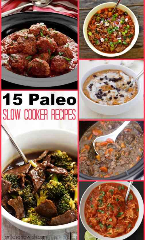 15 Paleo Slow Cooker Recipes