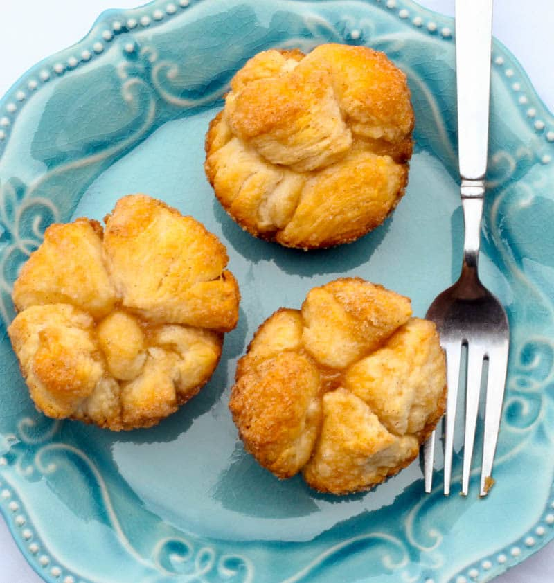 skinny-pumpkin-monkey-bread-muffins-4