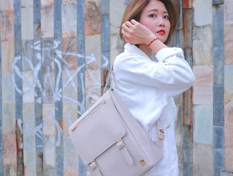 moshi helios mini 時尚雙肩迷你後背包 5