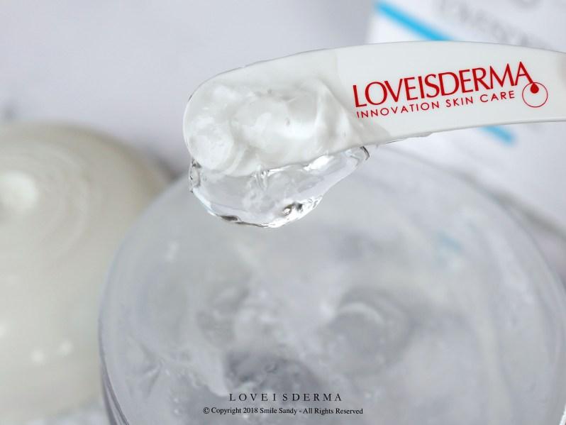 愛斯德瑪LOVEISDERMA- B5 保濕凝凍面膜