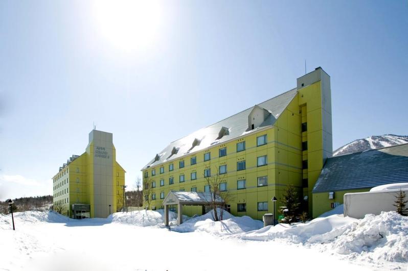 日本東北溫泉飯店推薦-安比格蘭溫泉酒店