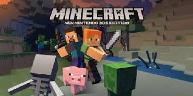 PS4 單機多人雙人遊戲推薦清單-minecraft