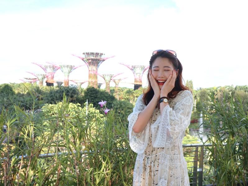 新加坡推薦景點-濱海灣花園