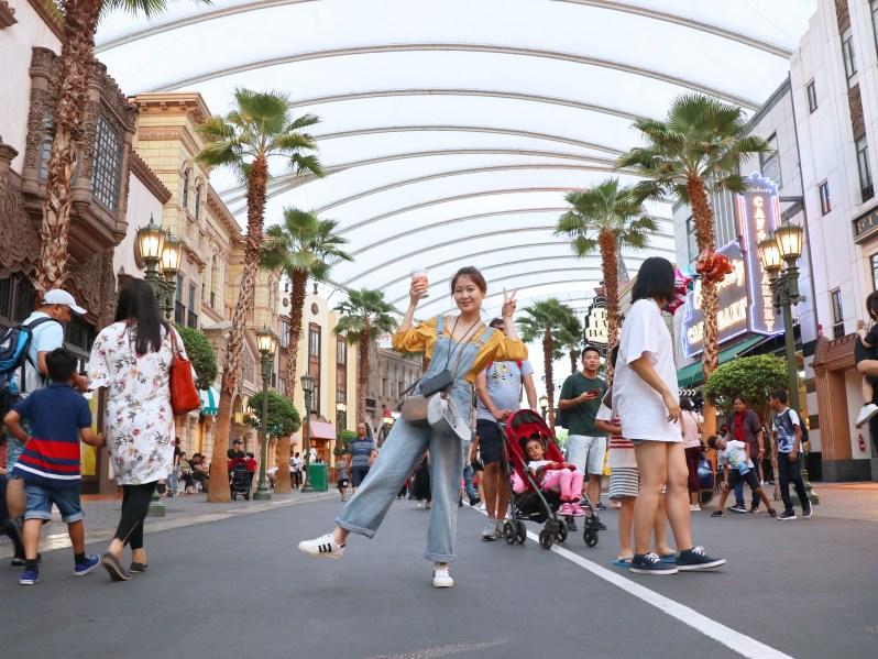 新加坡環球影城2019遊玩攻略