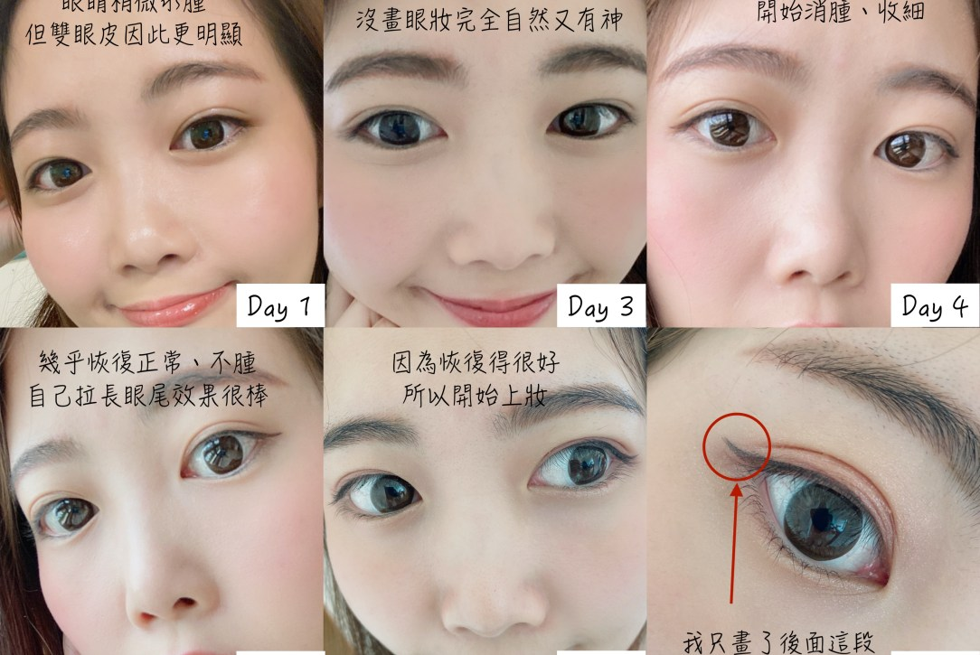 紋隱形眼線推薦-花都米禾