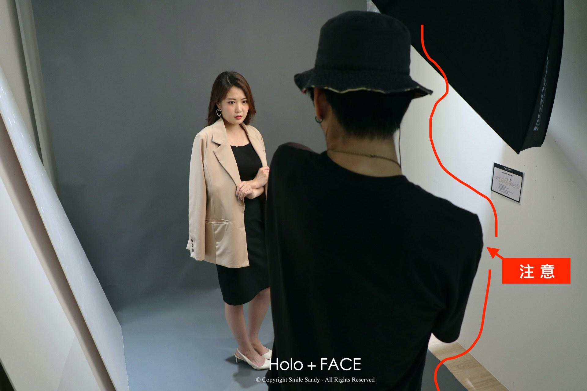 專業形象照推薦Holo+face照相館
