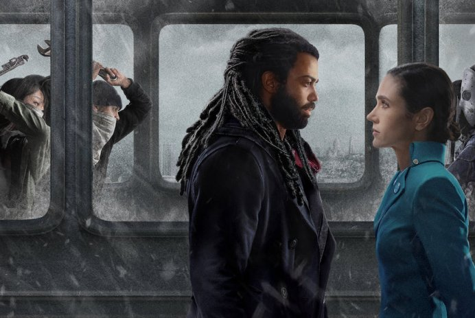 Netflix影集推薦-末日列車-影評心得