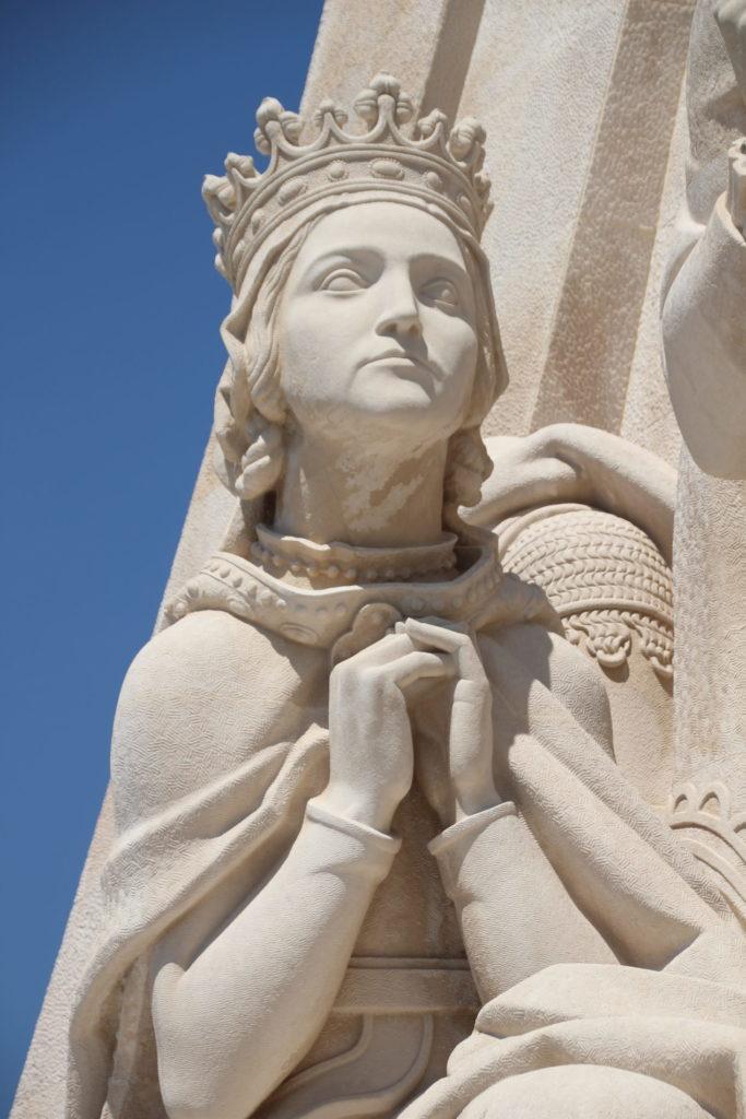 Padrão dos Descobrimentos Entdeckerdenkmal Belém Lissabon 3.05.2019