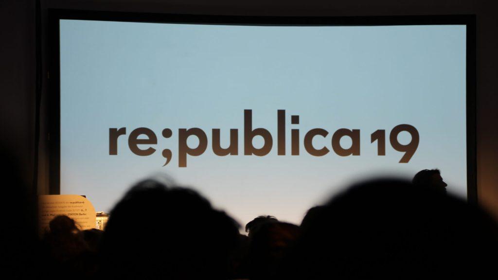 republica 2019 Berlin