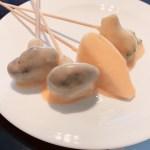 御堂筋の銀杏並木を観ながらランチビュッフェ『カフェレストラン セリーナ』