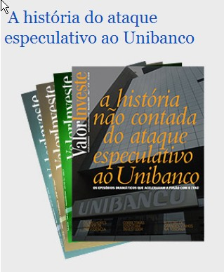 Ataque especulativo ao Unibanco