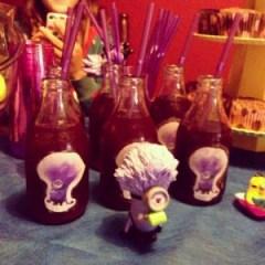 suco de uva evil minions