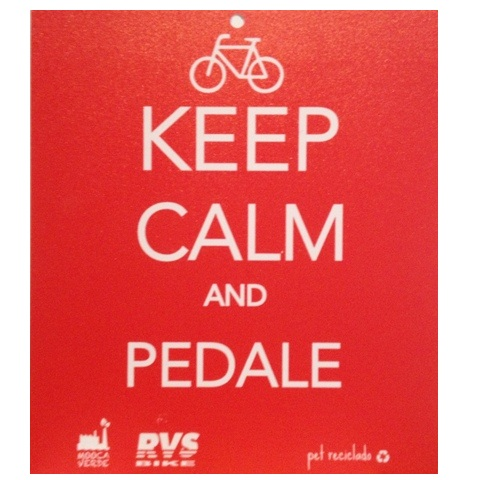 keep calm and pedale