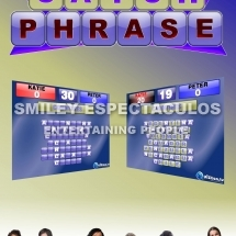 POSTER CATCHPHRASE