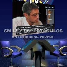 POSTER MILLIQNAIRE TV