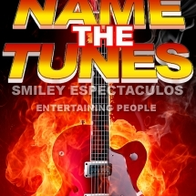 POSTER A4 NAME THE TUNES