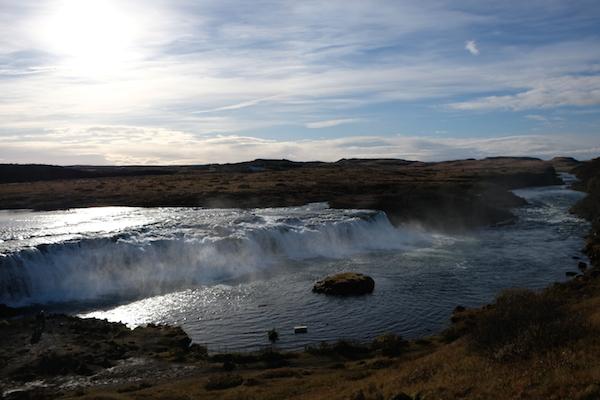 Faxi water fall