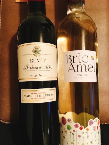バローロのワイン