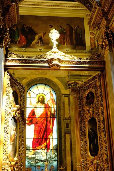 聖イサーク大聖堂