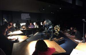 パリ工芸博物院『MACHINES A DESSINER』