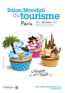 パリ国際観光サロン 2017