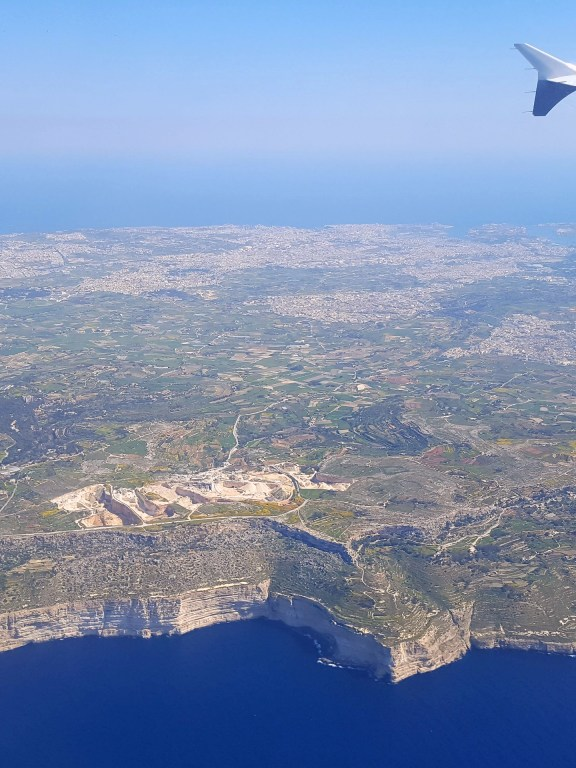 Malta from above. The perfect shots and why to go there.