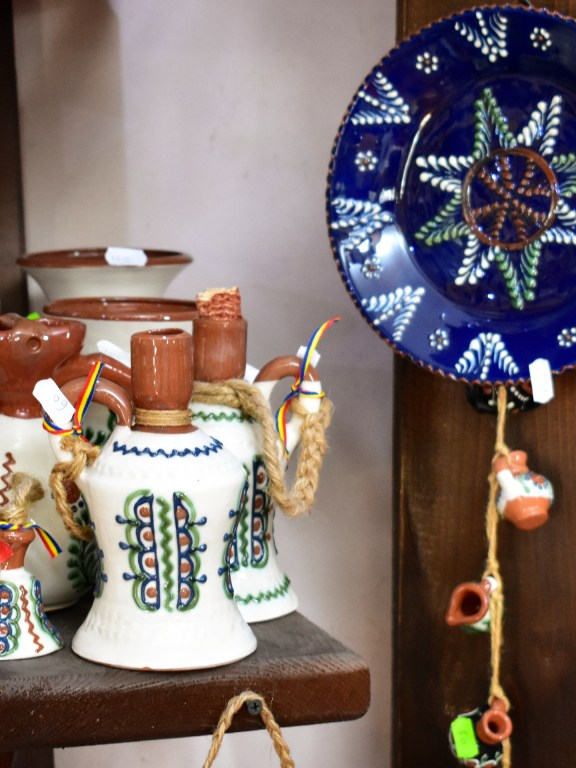 Unique handmade pottery in Horezu, Romania| UNESCO Intangible Cultural Heritage