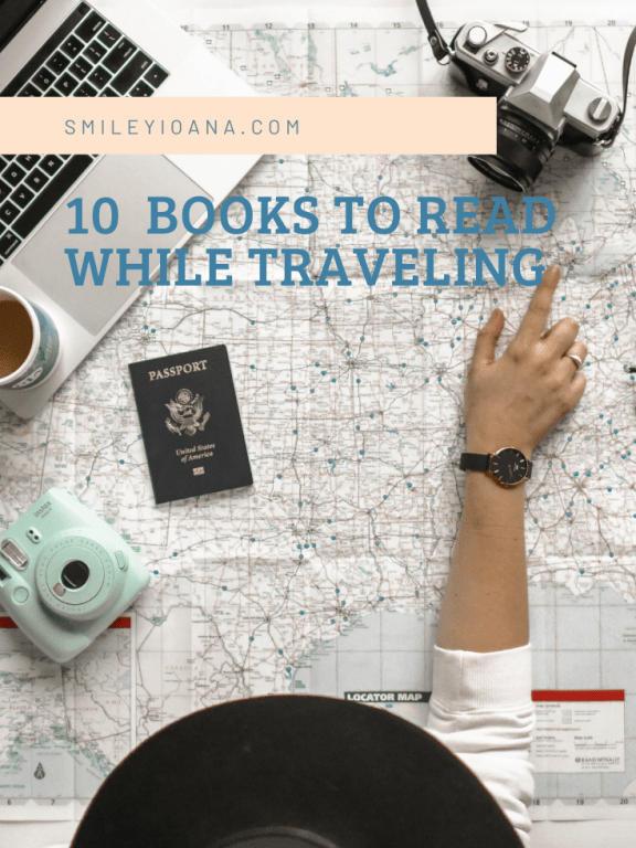 10 books to read while traveling