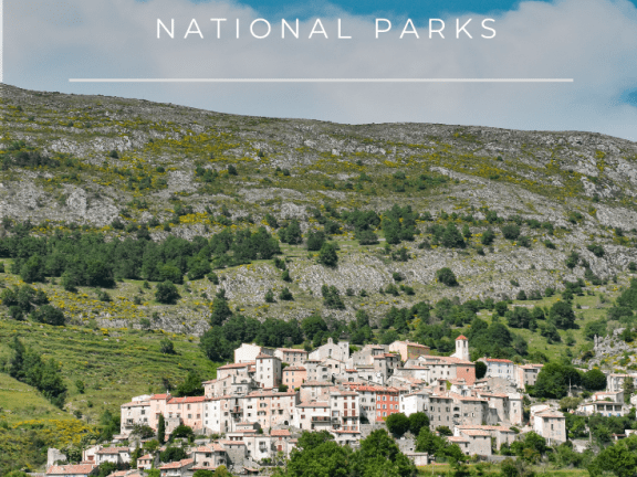 3 travel gems in South France National Parks
