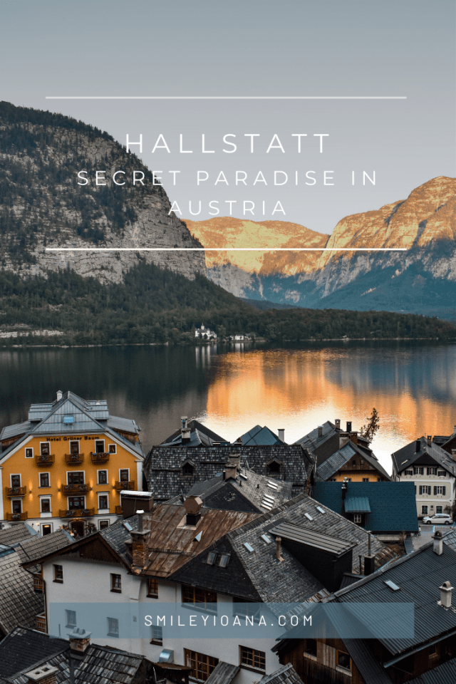 smileyiacoana | Hallstatt, Austria. A UNESCO World Heritage Site Cover 1