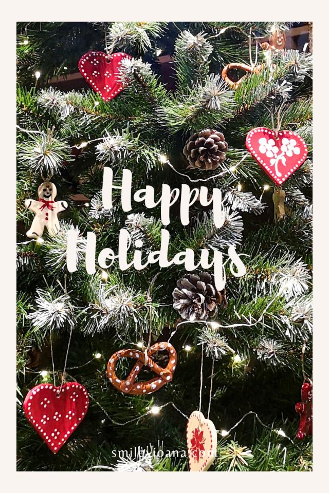 smileyioana.com | Happy New Year - Holiday Greeting Cards