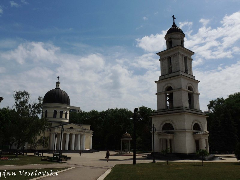 Chisinau City Break – Attractions-Sights-Landmarks (Part 1)