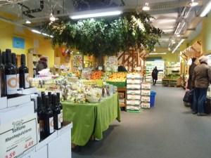 LPG Markt : les plus grands supermarchés bio en Europe sont allemands