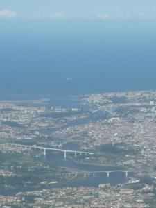 Survol de Porto et vue sur les ponts