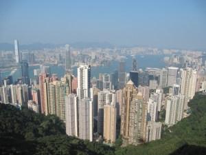 Hong Kong, octobre 2012
