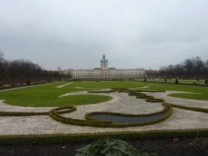 ... et côté jardins