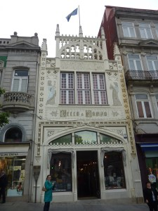 La librairie Lello...