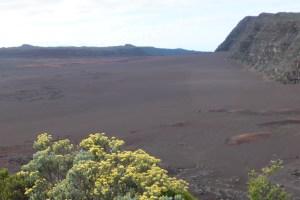 Première vision de la plaine des sables…