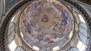 Fresque de Lanfranco