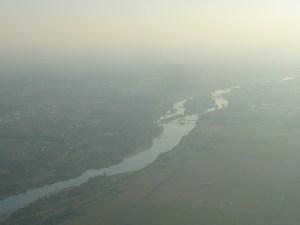 Et au milieu coule la Loire...