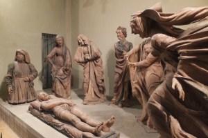 Les statues de bois de Santa Maria della Vitta