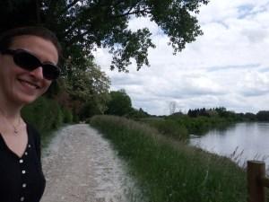 Si vous êtes allergiques au pollen, fuyez comme la peste les bords de Loire en cette saison...