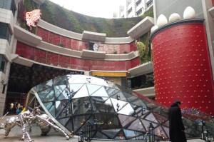 Le K11, un centre d'art contemporain/shopping center pas mal du tout